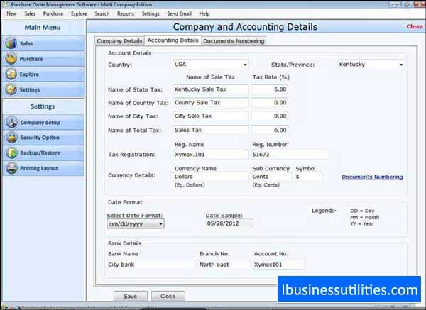 Windows 7 Business Purchase Order 3.0.1.5 full