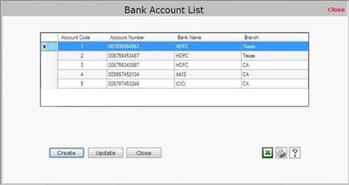 business finance explore bank accounts